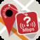 WiFiスポットと電源、喫煙が検索出来るSpeedMap-WiFi-現在地で一番速い公衆無線LAN(docomo,au,SoftBank,フリースポット)のカフェが検索できる