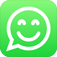Stickers Pro for Messages, WeChat & More - Emoji Keyboard with Pop Emojis & Emoticons icons - Animat