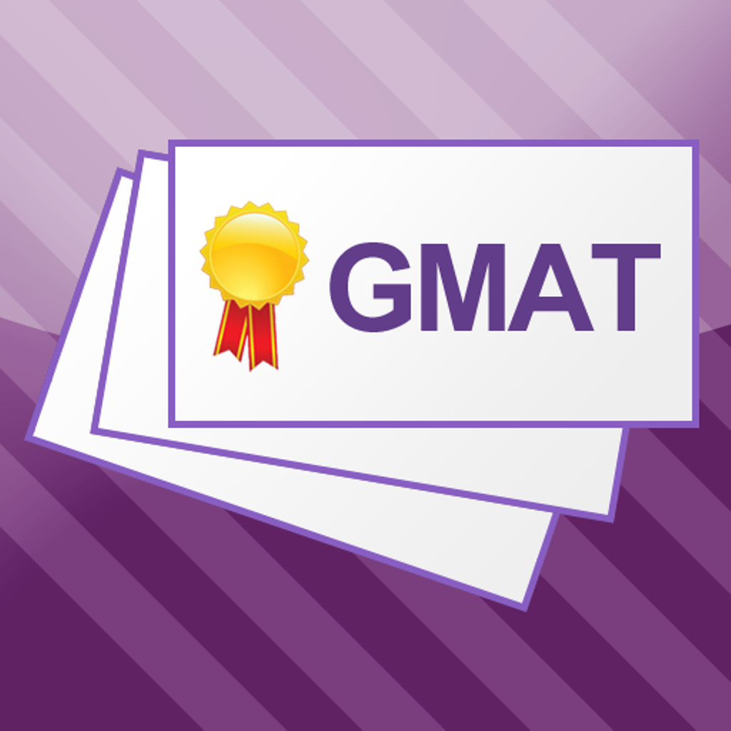 gmat flashcard Master gmat math formulas and solve gmat questions with free flashcards for  ios practice every day to prep for the test and get a better.